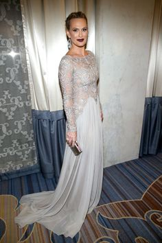 Molly Sims was her usual gorgeous self at the 6th Biennial UNICEF Ball.