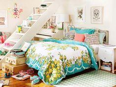 La primavera in camera da letto