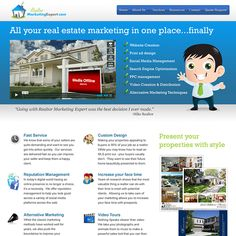 Custom Website Design | Rhino Marketing Group #design #rhinomarketinggroup