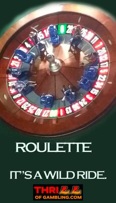 Roulette - It's A Wild Ride.- Literally! This is from an augmented reality billboard in Dundas Square, Toronto, Canada, advertising Fallsview casino in Niagara Falls. I thought it was one of the coolest signs I had ever seen advertising a casino. Roulette players will love it and they will also love the free roulette games at: http://www.thrillofgambling.com/roulette-main-page/