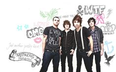 All Time Low WALLPAPER by 02351395 on DeviantArt
