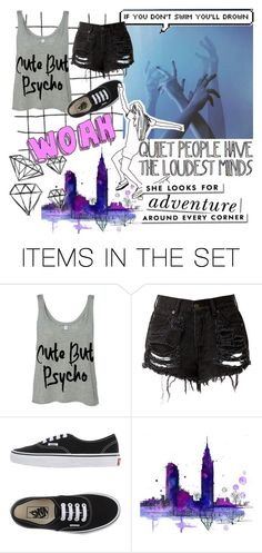 """""""Beauty Of Annihilation..."""" by thepsychopath ❤ liked on Polyvore featuring art"""
