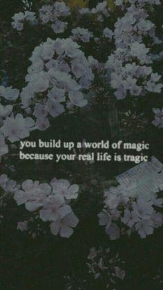 So poetic omg