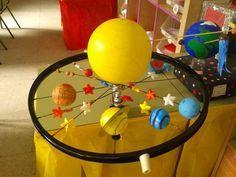 maqueta del sistema solar - Buscar con Google