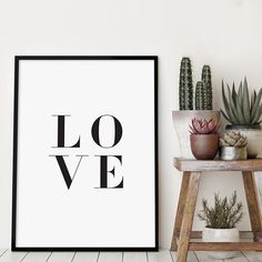 Love is certainly in the air. This has been a firm favourite over the last few weeks. Still time to order in time for valentines ❤️👌😍 . Hygge Home, White Home Decor, Etsy Uk, White Houses, Kids Decor, Nursery Decor, Typography, Valentines, Graphic Design