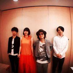 土岐麻子さん&Schroeder-Headz台湾公演終了し昨日帰国しましたー! また台湾いきたいーっ!! おつかれさまでしたっ