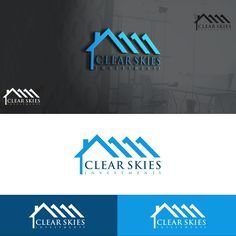 Clear Skies Investments needs a friendly new logo by Almealyca