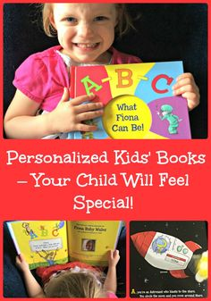 a4e172f153e7 Personalized Kids Books– Your Child Will Feel Special!  books  giftidea Personalized  Books