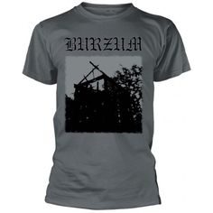 Tricou Burzum: Aske (Grey) Being Human Shirts, Metal Shirts, Grey Shirt, T Shirt, Arrow Shirts, Heavy Metal Bands, Metalhead, Death Metal, Black Metal