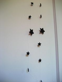 star garland.