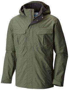 Columbia Dr. Downpour Rain Jacket - Men s  40497f62af0