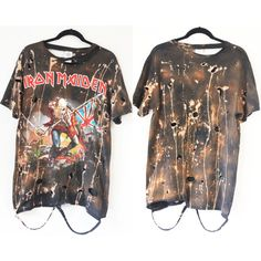 8 Best Distressed Tee Images Band Shirts Distress Shirt