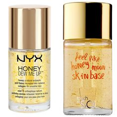 Touch In Sol Feel Like Honey Moon Skin Base Dupe of NYX Honey Dew Me