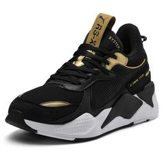 Puma select RS-X Trophy Black buy and offers on Dressinn 61948589d