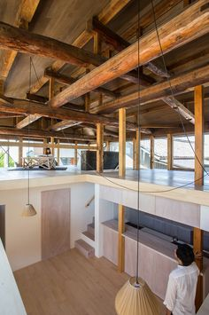 The House of Architects - Interior And Exterior Design Wood Architecture, Japanese Architecture, Architecture Details, Architecture Interiors, Exterior Design, Interior And Exterior, Room Interior, Minnesota Home, Japanese Interior