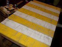 How to antique painted wood.this could open up some cool design doors. Antique Paint, How To Antique Wood, Painted Wood, Painted Furniture, Antique Furniture, Diy Painting, Painting On Wood, 3d Quilts, Aging Wood