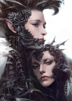 Beautiful Video Game Art, All the Way From China