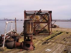 Rock Ferry Pier,Wirral,4-10 - Derelict Places