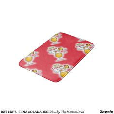 Browse Zazzle's selection of bath mats. Choose from our pre-designed collection of bath mats, or customize your own. Feeling Great, How Are You Feeling, Bat Mat, Pina Colada, Colorful Drawings, Office Gifts, Memory Foam, Sweet Treats, Cocktails