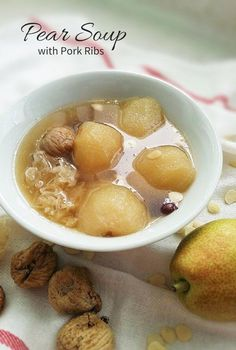 Soothe sore throats and coughs with this soup. It also has anti-aging properties.