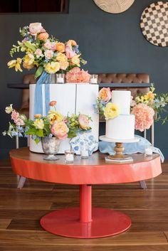 Cake Table Inspirati