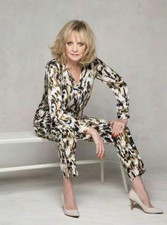 50 years of fashion icon Twiggy