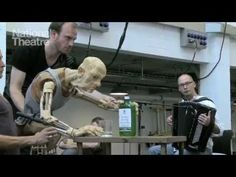 Breathing Puppets - YouTube