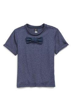 HOLT AND LULU 'University' Tee (Toddler Girls, Little Girls & Big Girls) available at #Nordstrom