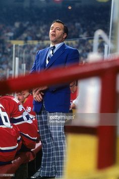 Scotty Bowman, Montreal Canadiens.
