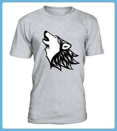 Wolf Howling Tshirt (*Partner Link)