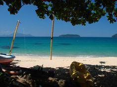 Praia Brava Palmas - Ilha Grande - RJ