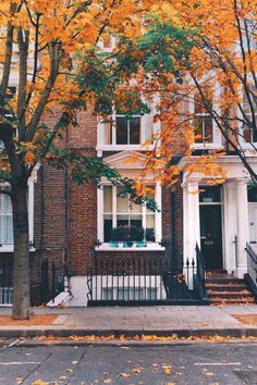 Townhouse and Fall