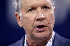 """John Kasich bashes Harry Potter: Ohio governor thinks it's """"weird"""" that Daniel…"""