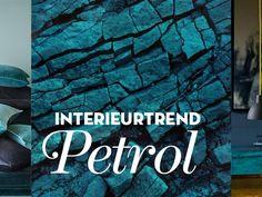 Interieurtrend: Petrol