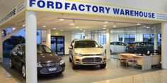 Introducing Ford Factory Warehouse