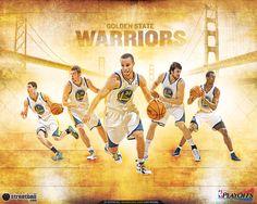 NBA Playoffs Golden State Warriors Wallpaper #3225 - Resolution 1280x1024 px