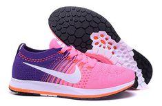 dfca26031f2c Nike Air Zoom Pegasus 6 Pink purple Running Shoes 2017