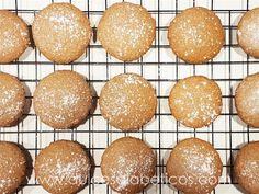 Galletas de canela sin azúcar   Dulces Diabéticos Tea Time, Healthy Recipes, Healthy Food, Hamburger, Muffin, Food And Drink, Bread, Cooking, Breakfast