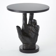 Hand Table | Interior HomeScapes (online) | $1100