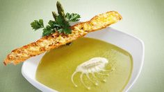 Gluten-Free Cream of Asparagus Soup - Foodista.com