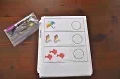 Kara's Classroom: Kindergarten Printables