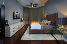50 Stunningly Stylish Bedrooms With A Distinct And Dashing Masculine Vibe