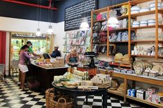 - The first Melissa's shop opened in 1996 in Kloof Street. Healthy Food List, Heart Healthy Recipes, Healthy Baking, Food Trucks Near Me, Shop House Plans, Shop Front Design, Dinners For Kids, Shop Interior Design, Cape Town