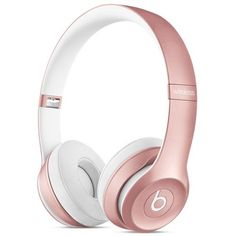 These New Beats Headphones Will Totally Match Your Pink iPhone ❤ liked on Polyvore featuring accessories and filler