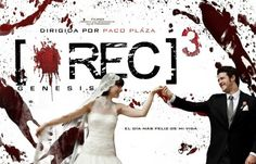 Xavierpop Does @TADFilmFest – Louis Takes In The Gory And Fun Zombie Flick '[REC] 3: GENESIS'