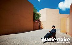 awesome [Latest] Actor Kim Soo Hyun in Marie Claire Korea Photoshoot  2014