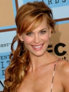 Side Pony - Molly Sims