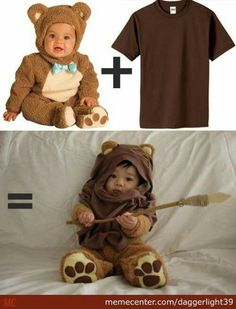 Disfraz para bebe