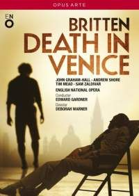 Dramatically perfect and musically exciting version of this haunting opera Deborah Warner, Actor John, Opus, Music Games, Mead, Orchestra, Venice, Opera House, Movie Tv