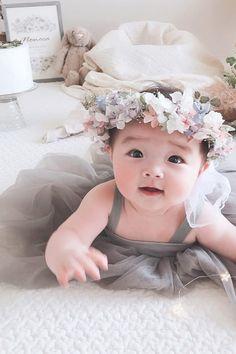 Cute Asian Babies, Cute Babies, Cute Little Baby Girl, Little Babies, Cute Baby Girl Pictures, Very Cute Baby Images, Cute Baby Wallpaper, Dad Baby, Baby Boys